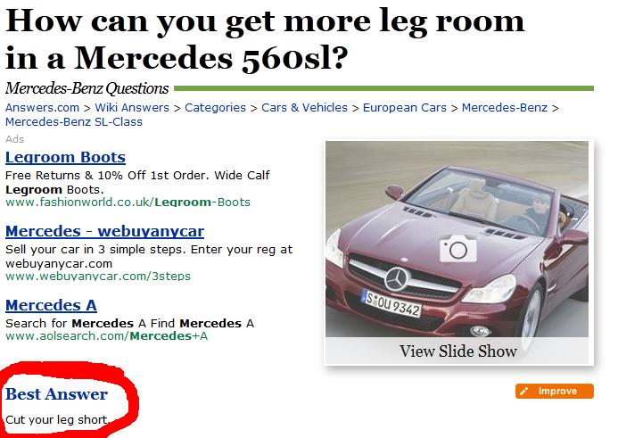 merc-leg room